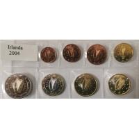 IRELAND 2004 - EURO SET - UNC