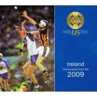 IRELAND 2009 - EURO COIN SET - 125 years Gaelic sporting organisation