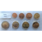 ITALY EURO SET - UNC