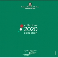 ITALY 2020 - EURO COIN SET (BU)