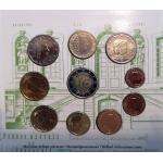 LUXEMBOURG  EURO  SET BU