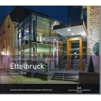 LUXEMBOURG 2018 - EURO COIN SET BU ETTELBRUCK