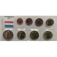 LUXEMBOURG 2019 - EURO SET (LOOS)