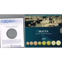 MALTA 2008 - EURO COIN SET