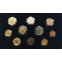 MALTA 2011 - EURO COIN SET( BU)