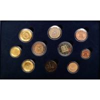 MALTA 2015 - EURO COIN SET( BU)