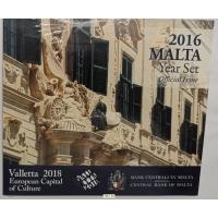 MALTA 2016 - EURO COIN SET