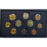 MALTA 2012 - EURO COIN SET( BU)