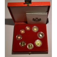 MONACO 2006 - EURO COIN SET - PROOF