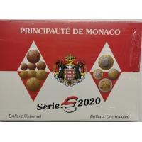 MONACO 2020 - EURO COIN SET