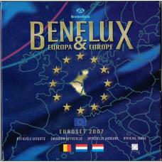 BENELUX 2007 - EURO COIN SET