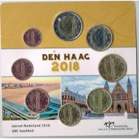 NETHERLANDS 2018 - EURO COIN SET