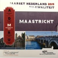 NETHERLANDS 2019 - EURO COIN SET BU