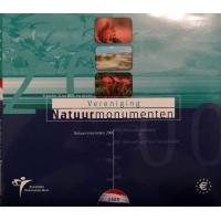 NETHERLANDS 2000 - EURO COIN SET BU