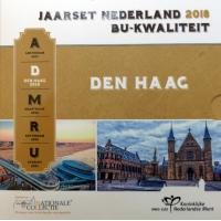 NETHERLANDS 2018 - EURO COIN SET BU
