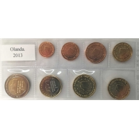 NETHERLANDS 2013 - EURO LOS SET