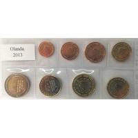 NETHERLANDS 2013 - EURO LOS SET