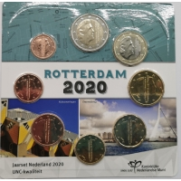 NETHERLANDS 2020 - EURO COIN SET UNC