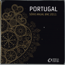 PORTUGAL 2011 - EURO COIN SET