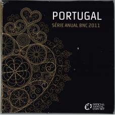 PORTUGAL 2011 - EURO COIN SET