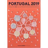 PORTUGAL 2019 - EURO COIN SET (FDC)