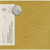 SAN MARINO 2016 - EURO COIN SET - INTERNATIONA YEAR OF MOTHER EARTH