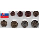SLOVAKIA - UNC SET