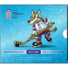 SLOVAKIA 2011 - EURO COIN SET