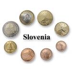 SLOVENIA SET UNC