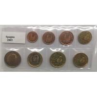 SPAIN 2003 - EURO SET UNC