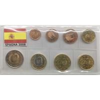 SPAIN 2008 - EURO SET UNC