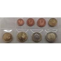 SPAIN 2019 - EURO SET UNC