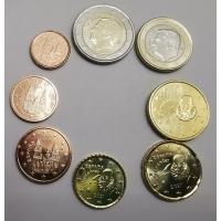 SPAIN 2021 - EURO SET UNC