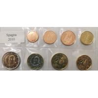 SPAIN 2010 - EURO SET UNC