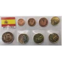SPAIN 2013 - EURO SET UNC