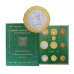 VATICAN KMS + 5€ COIN