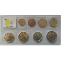 VATICAN 2015  - LOOS COIN SET