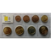 VATICAN 2019 - LOOS COIN SET