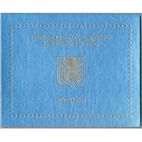 VATICAN 2012 - EURO COIN SET