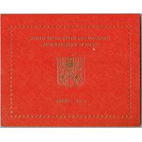 VATICAN 2016 - EURO COIN SET