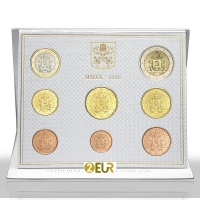 VATICAN 2020 - EURO COIN SET