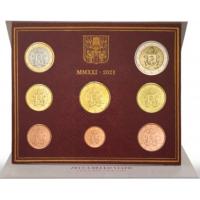 VATICAN 2021 - EURO COIN SET