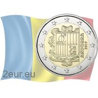 ANDORRA 2017 - 2 EURO