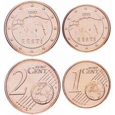 ESTONIA 2012 - 1,2 CENT