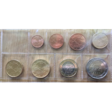ESTONIA 2018 - EURO SET