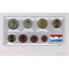 LUXEMBOURG 2018 - EURO SET