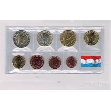 LUXEMBOURG 2018 - EURO SET