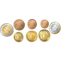 MALTA 2014 - EURO SET