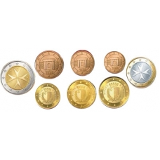 MALTA 2008 - EURO SET
