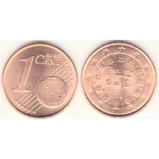 PORTUGAL 2016 - 1 CENT